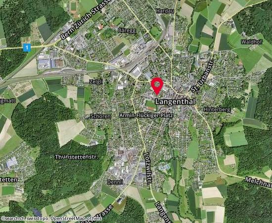 4900 Langenthal Talstrasse 24