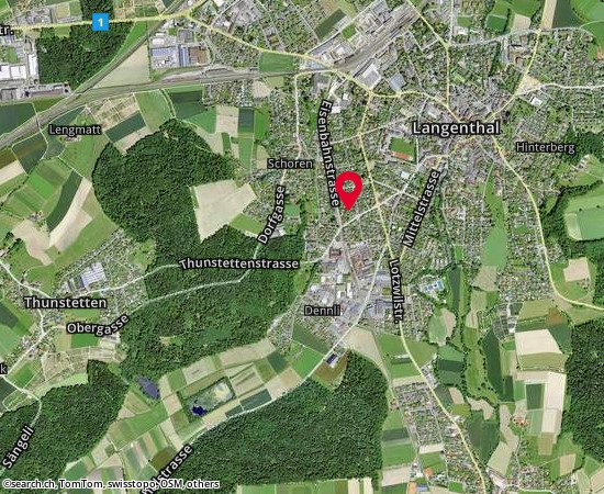 4900 Langenthal Thunstettenstrasse 16