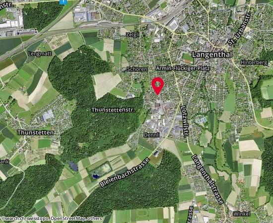 4900 Langenthal Thunstettenstrasse 20