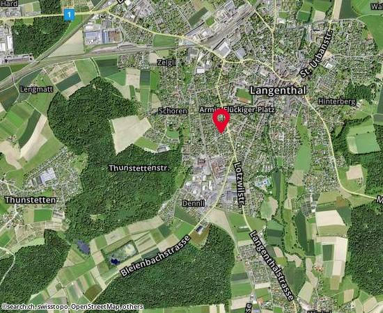 4900 Langenthal Thunstettenstrasse 8
