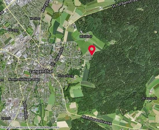 4900 Langenthal Untersteckholzstrasse 58