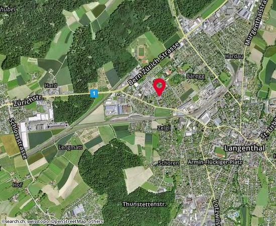 4900 Langenthal Weissensteinstrasse 7