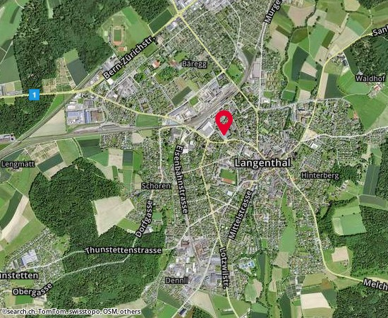4900 Langenthal Wiesenstrasse 28