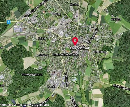 4900 Langenthal Wiesenstrasse 7