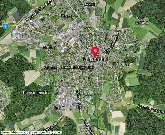 4901 Langenthal Postfach 1349