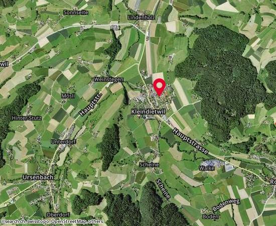 4936 Kleindietwil Weidstrasse 9