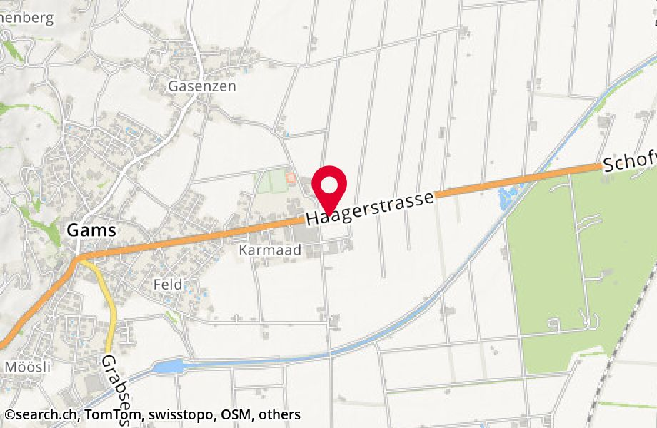 Haagerstrasse,9473 Gams