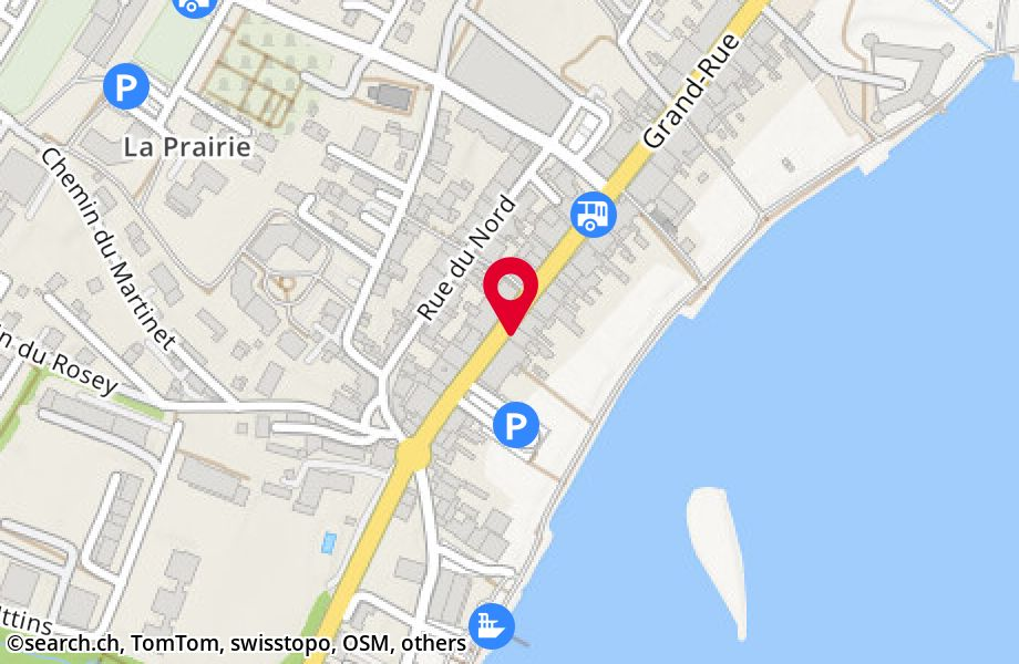 Grand-Rue 63,1180 Rolle