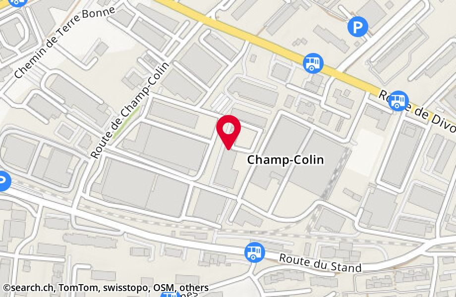 route de Champ-Colin 8,1260 Nyon