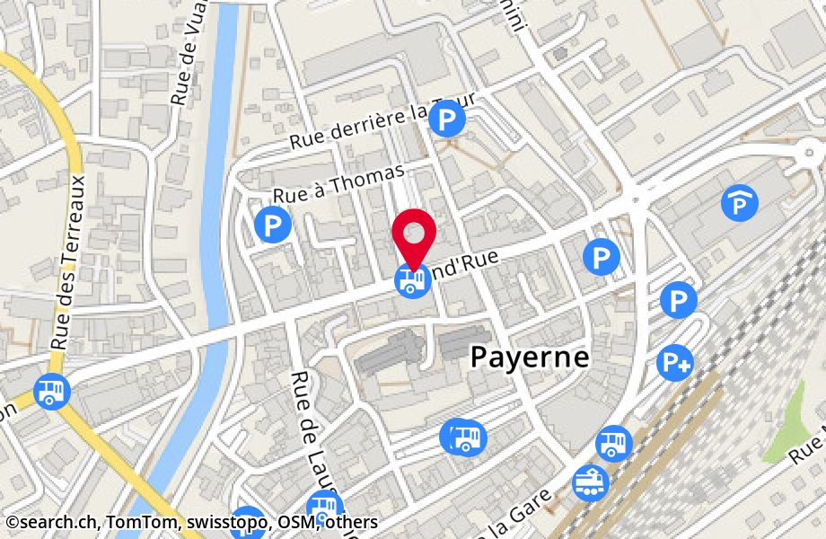 Grand'Rue 42,1530 Payerne