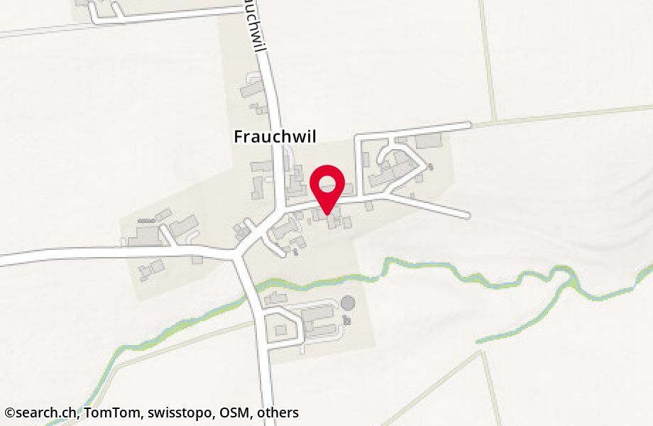 Frauchwil 314,3255 Rapperswil