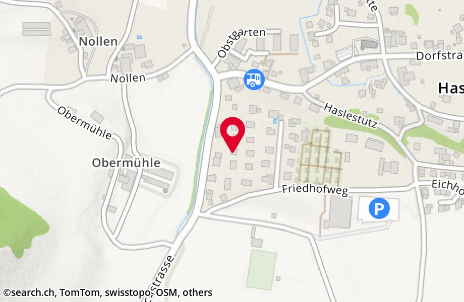 Biembachstrasse 21,3415 Hasle b. Burgdorf