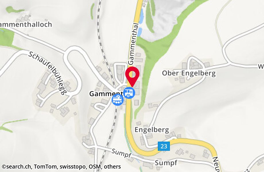 Gammenthal 676,3454 Sumiswald