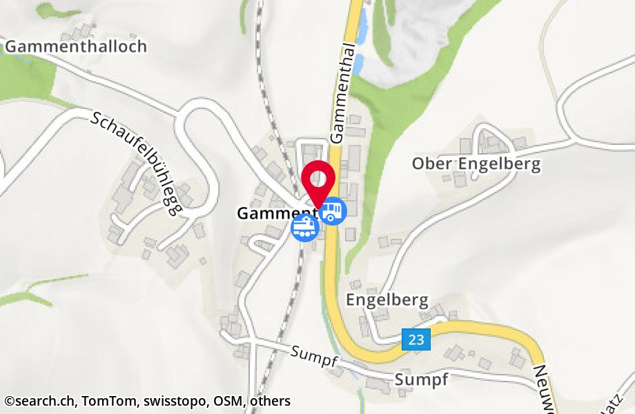 Gammenthal 824,3454 Sumiswald