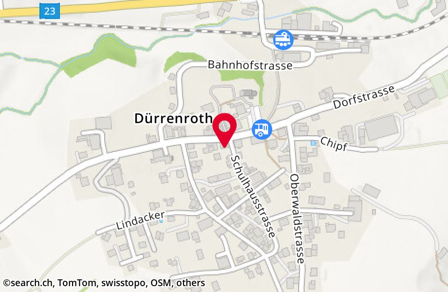 Dorfstrasse 16,3465 Dürrenroth