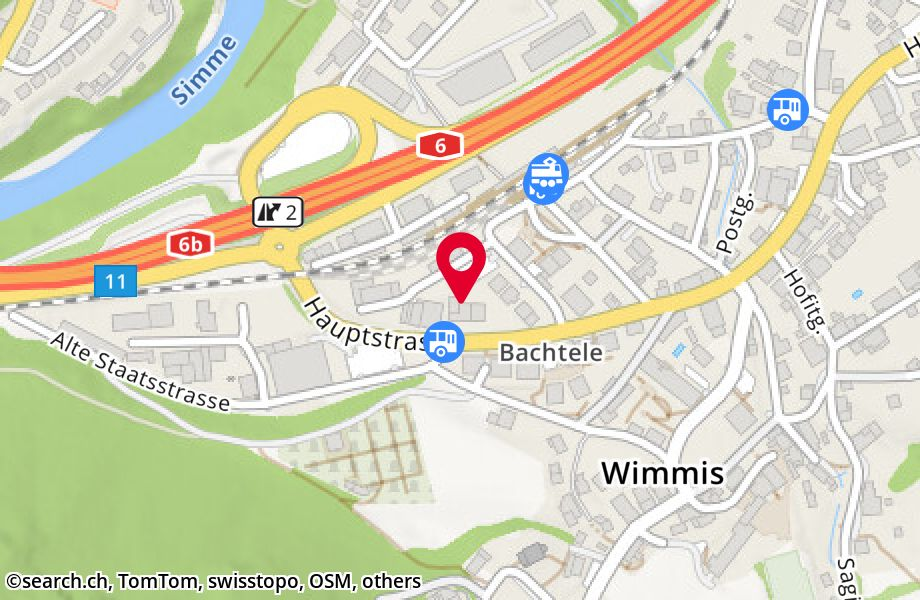 Simmenfluhstrasse 7a,3752 Wimmis