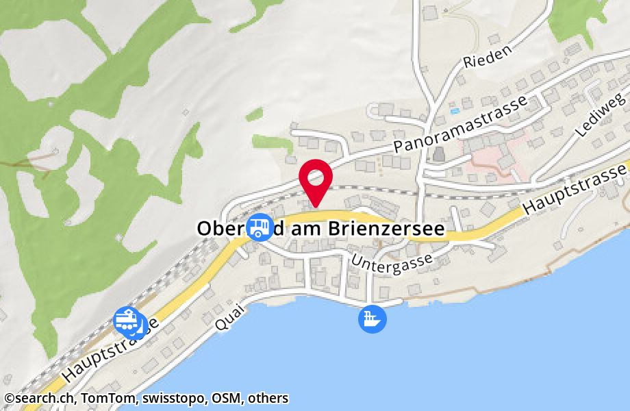 Hauptstrasse 27,3854 Oberried am Brienzersee