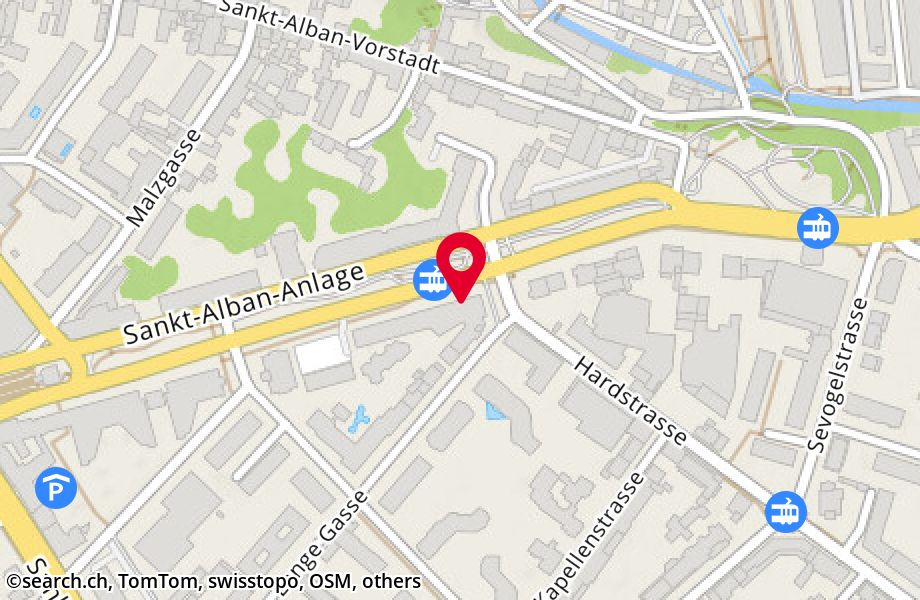St. Alban-Anlage 46,4052 Basel