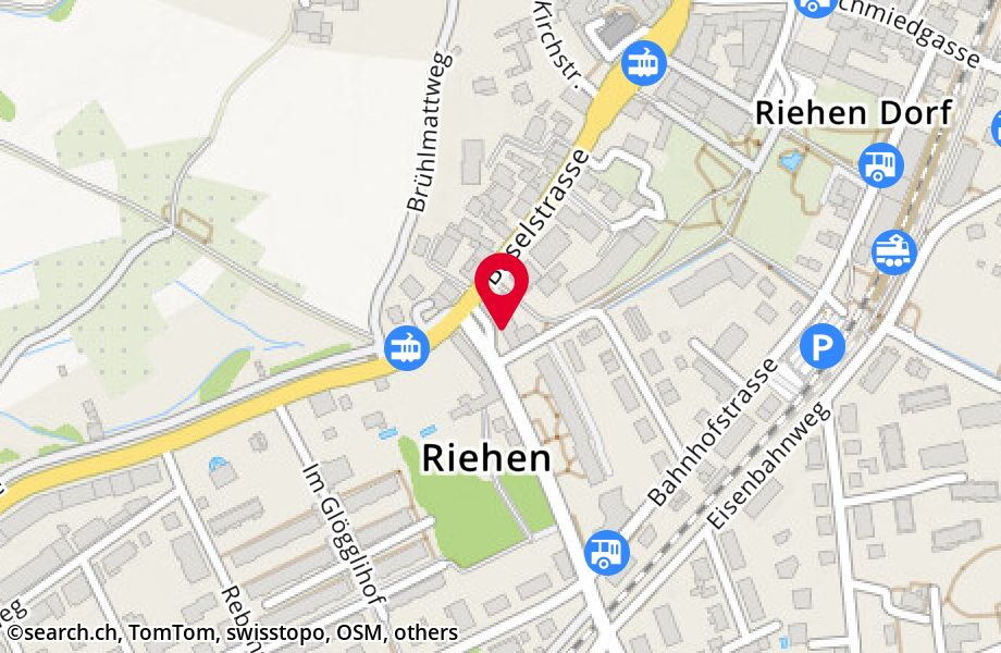 Bettingerstrasse 3,4125 Riehen