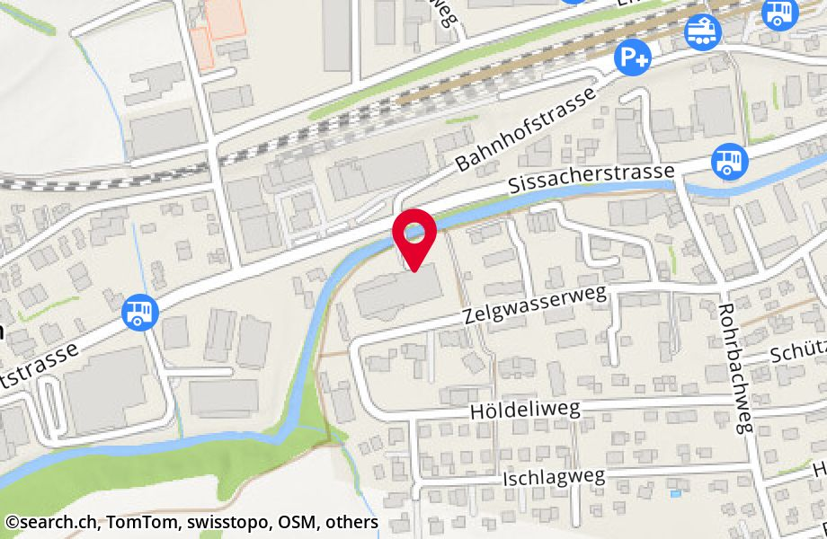 Sissacherstrasse 15,4460 Gelterkinden