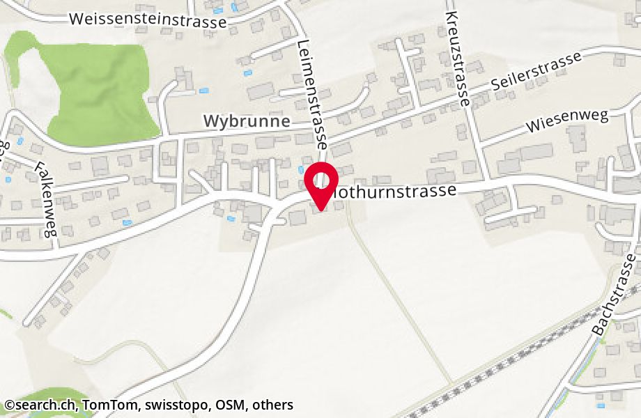 Solothurnstrasse 39A,4536 Attiswil