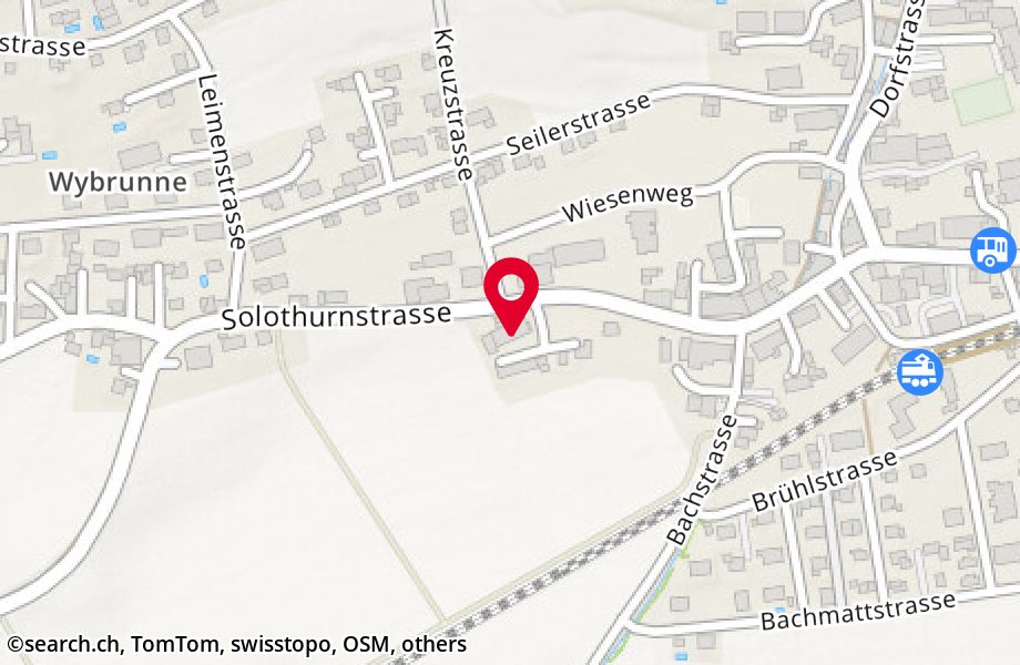 Solothurnstrasse 21,4536 Attiswil