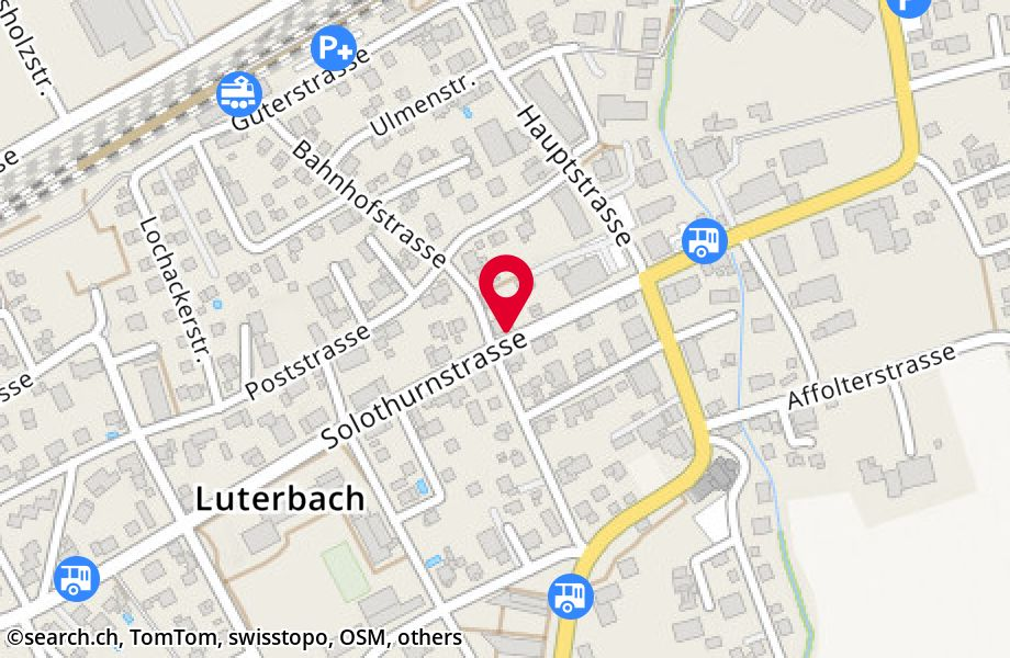 Solothurnstrasse 12,4542 Luterbach