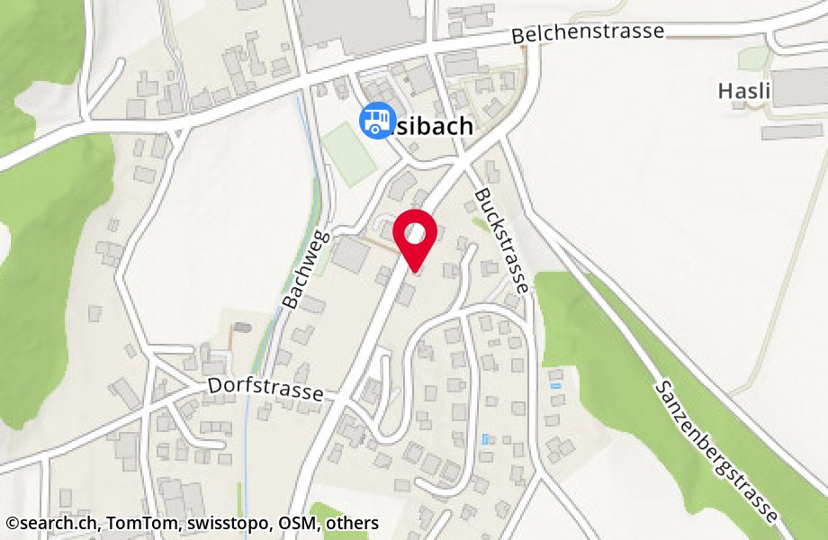 Bachserstrasse 7,5467 Fisibach
