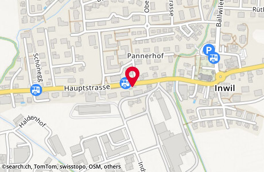 Hauptstrasse 24,6034 Inwil