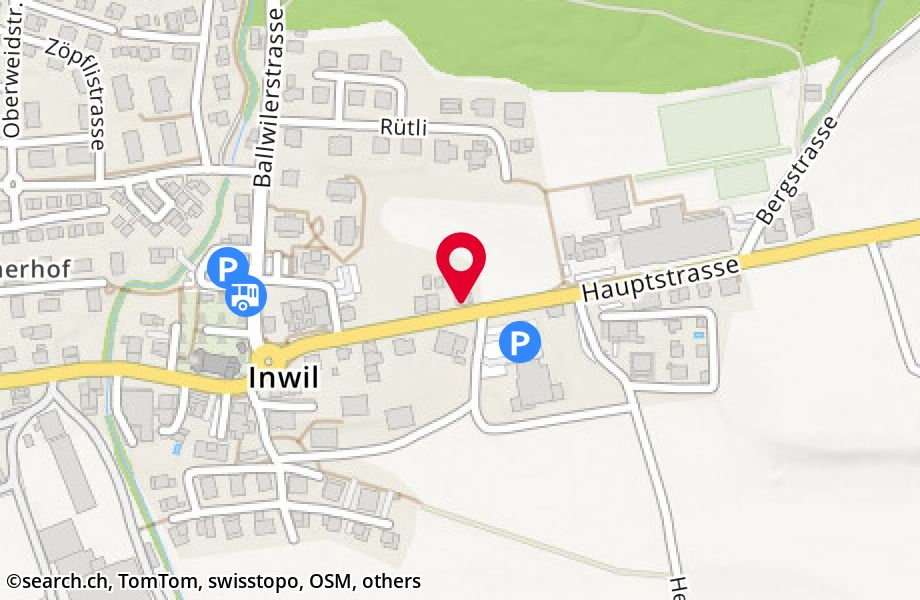 Hauptstrasse 43,6034 Inwil