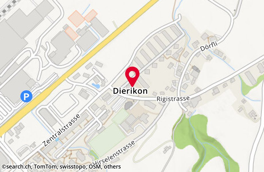 Rigistrasse 15,6036 Dierikon