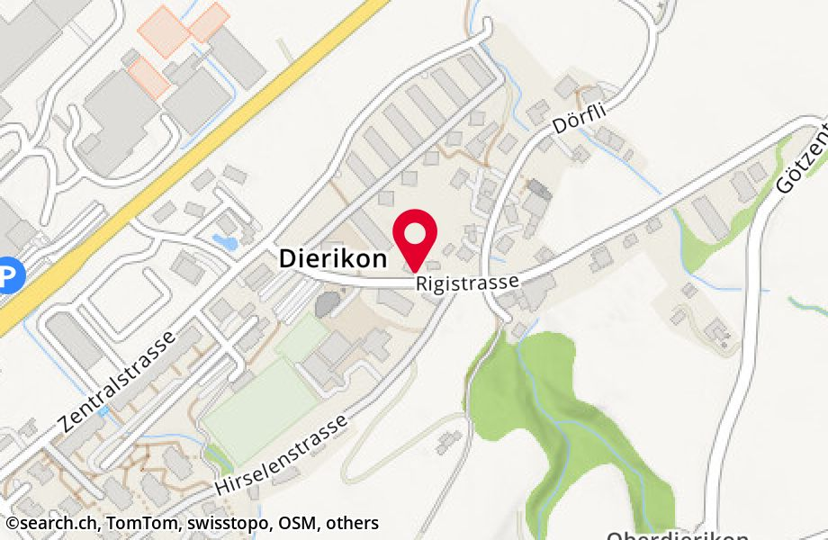 Rigistrasse 19,6036 Dierikon