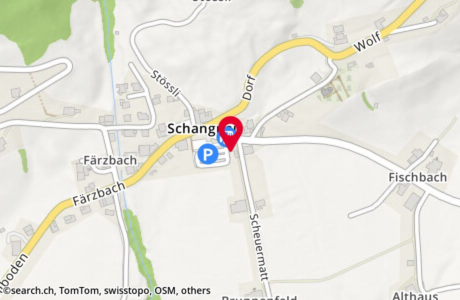 Post 37B,6197 Schangnau