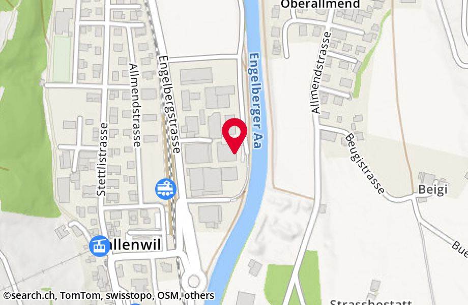 Aawasserstrasse 14,6383 Dallenwil
