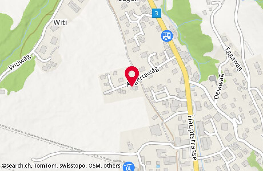 Aegertawäg 15,7075 Churwalden