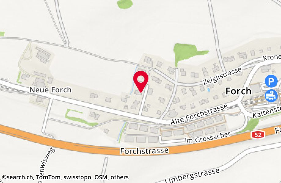 Alte Forchstrasse 42A,8127 Forch