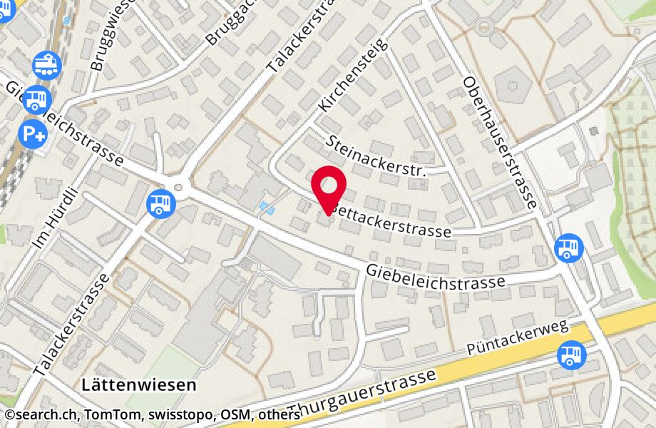 Bettackerstrasse 6,8152 Glattbrugg