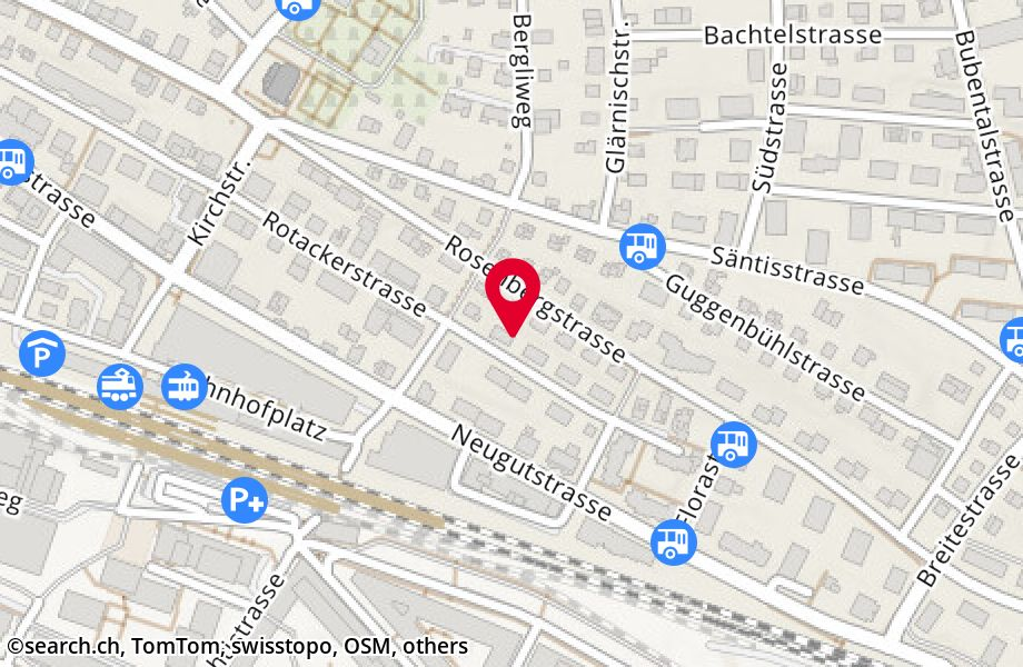 Rotackerstrasse 20,8304 Wallisellen