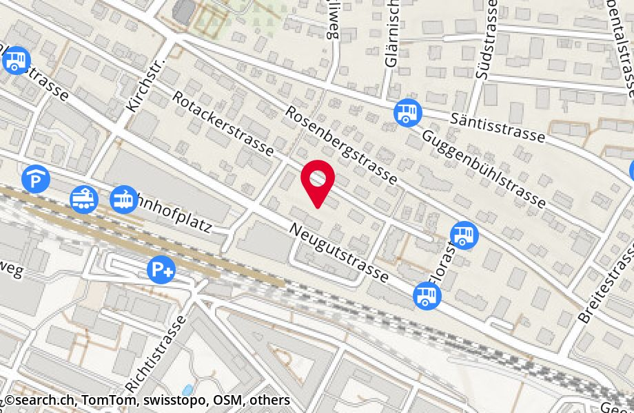 Rotackerstrasse 21,8304 Wallisellen