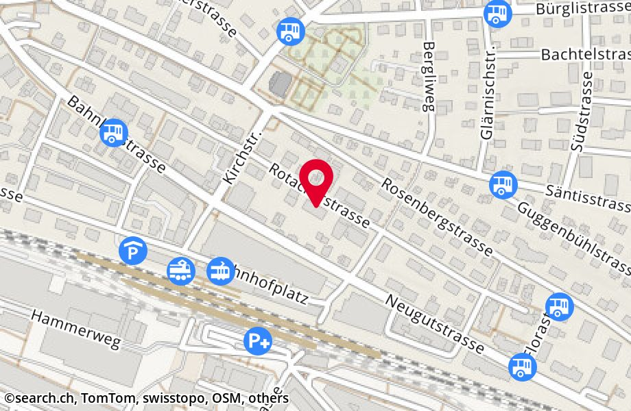 Rotackerstrasse 29,8304 Wallisellen
