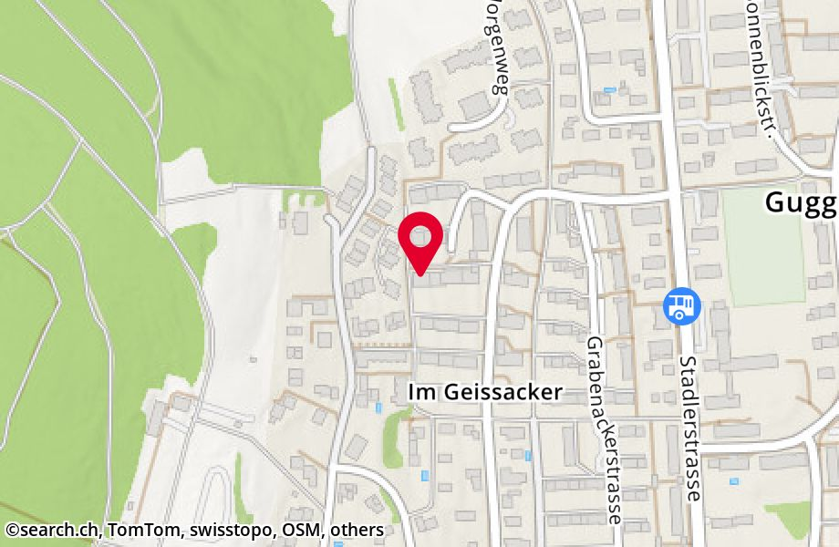 Im Geissacker 57,8404 Winterthur
