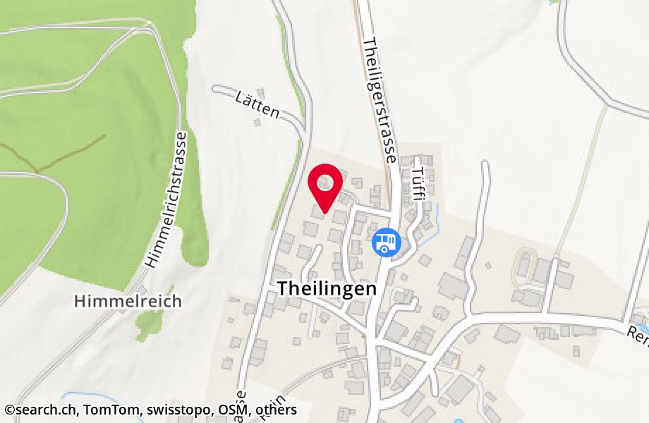 Rainstrasse 46F,8484 Theilingen
