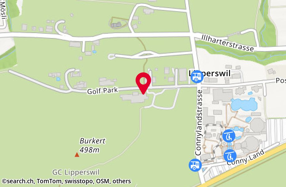 Golfpark 1,8564 Lipperswil