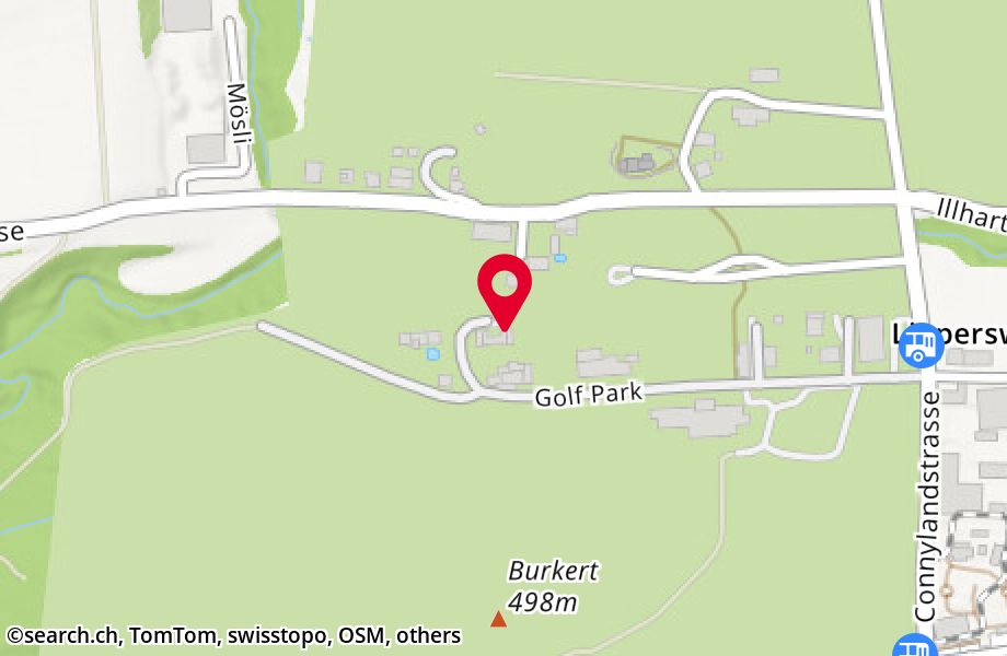 Golfpark 18,8564 Lipperswil
