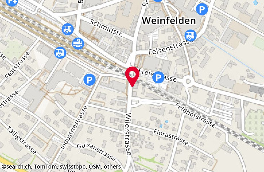 Wilerstrasse 1,8570 Weinfelden