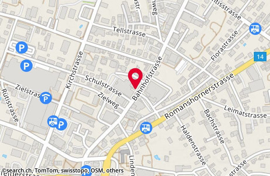 Bahnhofstrasse 15,8580 Amriswil