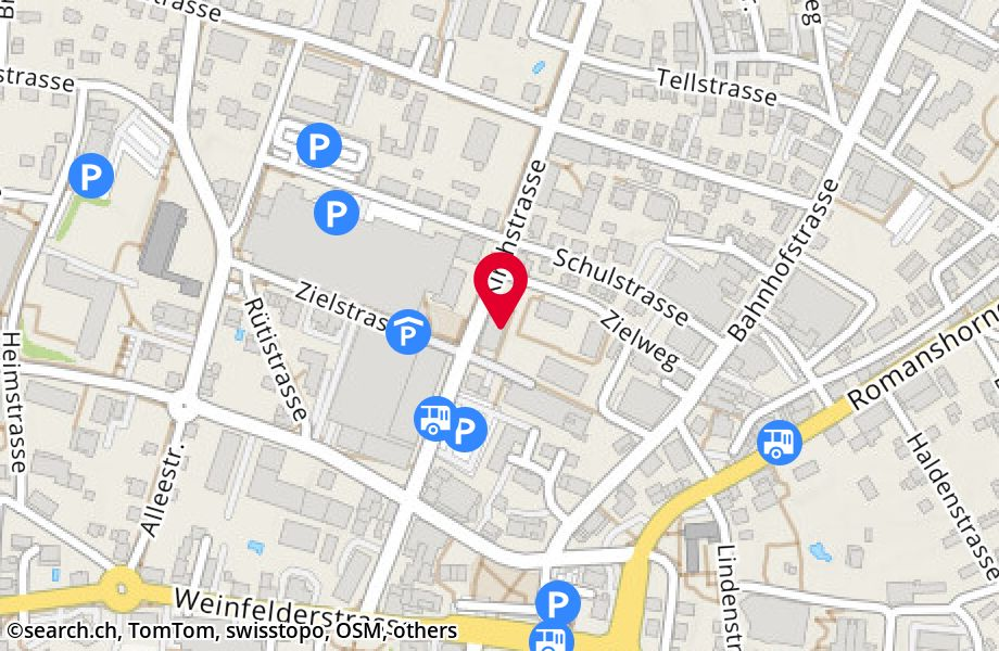 Kirchstrasse 16,8580 Amriswil