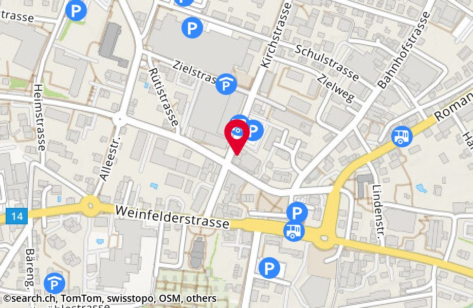 Kirchstrasse 8,8580 Amriswil