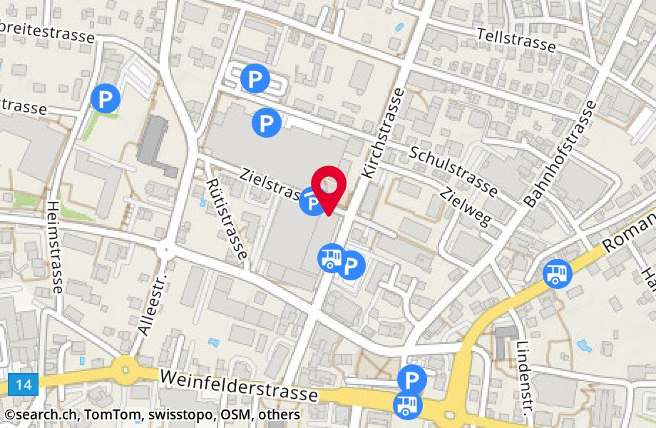 Kirchstrasse 9,8580 Amriswil