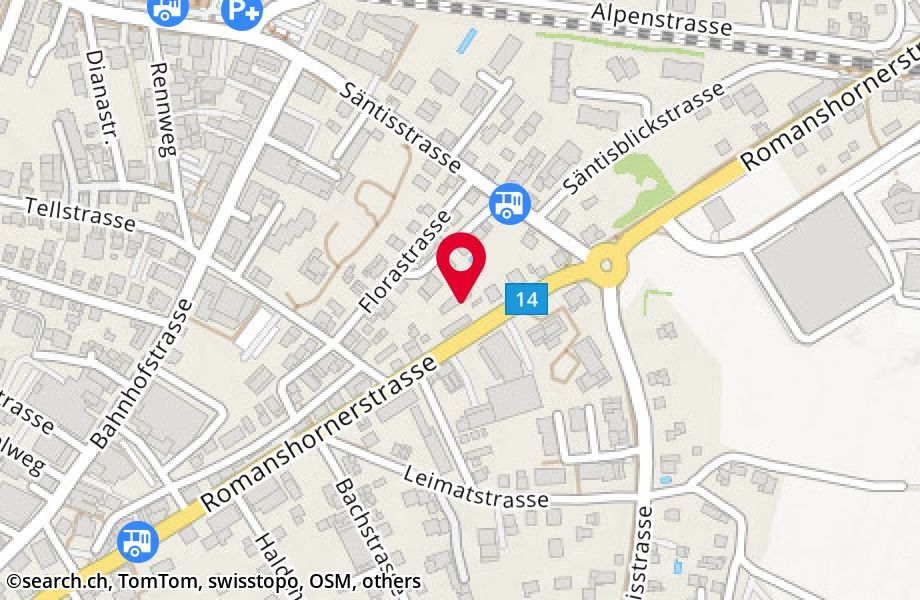 Romanshornerstrasse 29A,8580 Amriswil